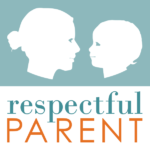 I Accept The Mess: What Setting Limits Looks Like - Respectful Parent Logo